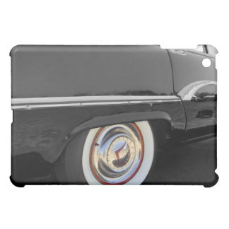 classic car bw i iPad mini covers