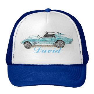 Classic Car Hats