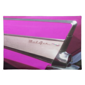 Classic car: Chevrolet Bel Air Placemat