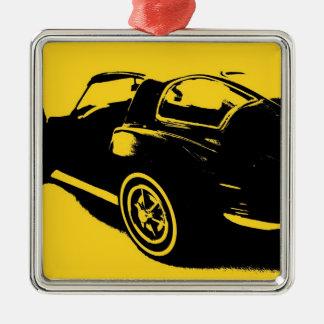 Classic Car Christmas Tree Ornaments