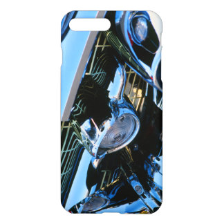 Classic Car Chrome Abstract Red 1957 Chevy Bel Air iPhone 7 Plus Case
