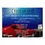 Classic Car Cruise on Over Invitation