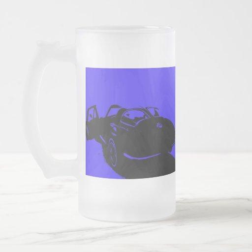 Classic Car Frosty Mug