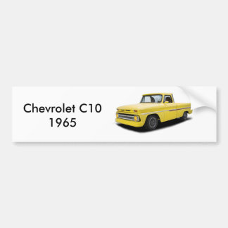 Classic car image for Bumper Sticker