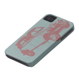 Classic Car iPhone 4 Case