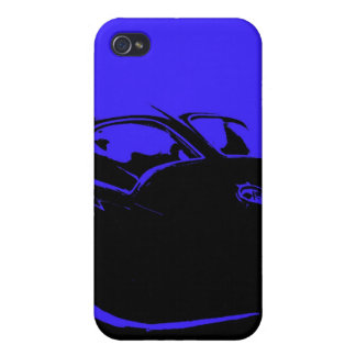 Classic Car iPhone 4/4S Case