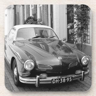 Classic car Karmann Ghia Coaster
