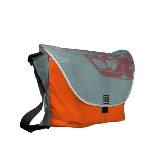 Classic Car Courier Bags