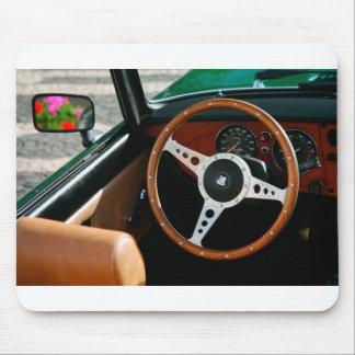 Classic car mouse mat