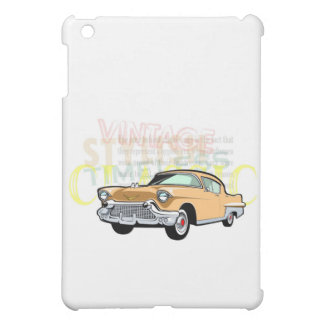Classic car, old Chevrolet Bel Air in brown iPad Mini Cases