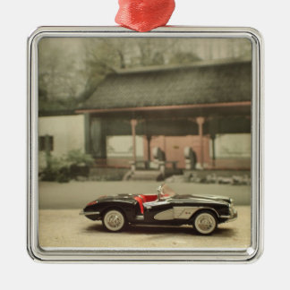 Classic Car Ornament