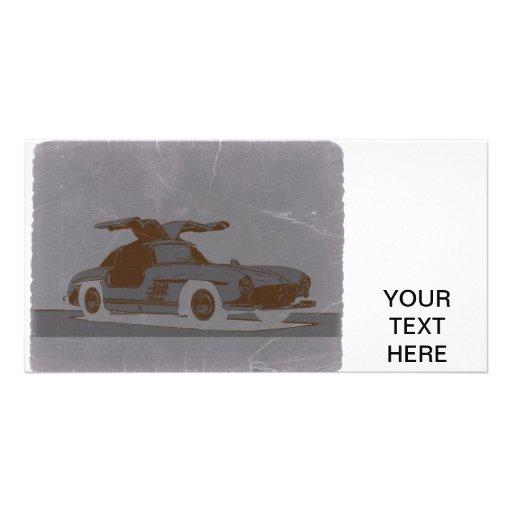 Classic Car Photo Cards