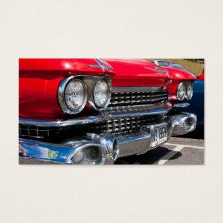 Classic Car Restorer Business card