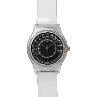 Classic Car  Speedometer Watch