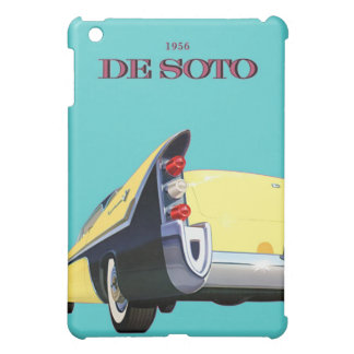 Classic Car Vintage DeSoto Automobile iPad Mini Case