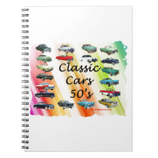 Classic_Cars_50's Notebook