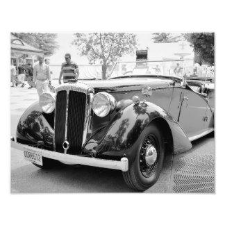 Classic Cars at Saratoga Photograph