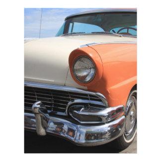 Classic Cars Custom Flyer