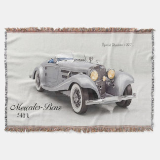Classic cars image for Throw-Blanket