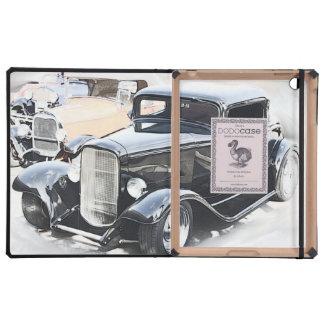 Classic Cars iPad Covers