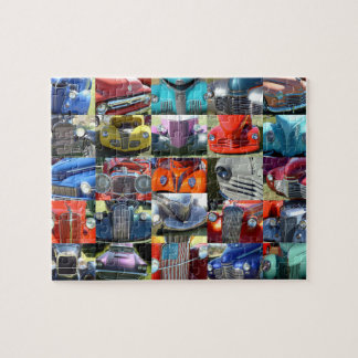 Classic Cars Jigsaw Puzzle