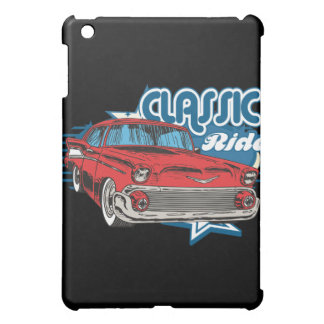 Classic Cars Vintage Ride  iPad Mini Cases