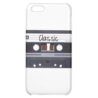 Classic Cassette Tape Case For iPhone 5C