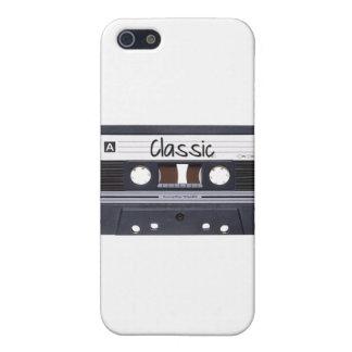 Classic Cassette Tape iPhone 5 Cases