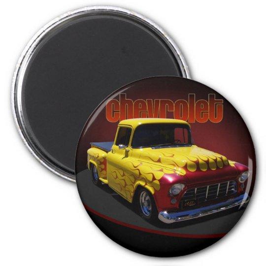 Classic Chevrolet pickup Magnet