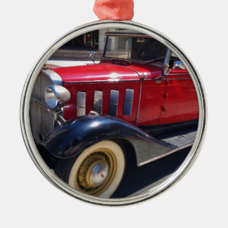 Classic Chevvy convertible. Christmas Ornament