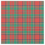 Classic Christmas Plaid Fabric