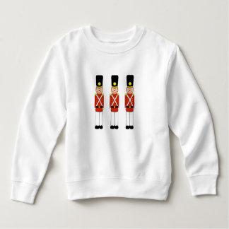 Classic Christmas Soldier Toddler Sweatshirt