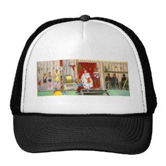 CLASSIC CIRCUS SCENE TRUCKER HAT