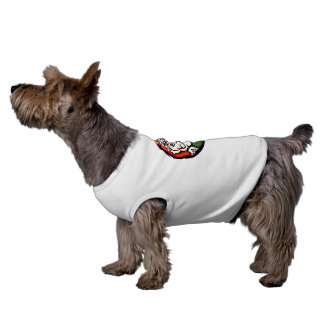 Classic Clause Pet Tee Shirt