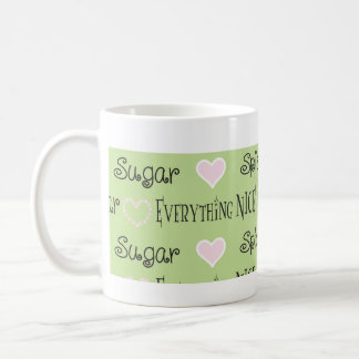 Classic coffee mug Sugar & Spice Mummy's Sippy Cup