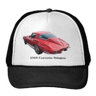 Classic Corvette Coupe Cap