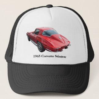 Classic Corvette Coupe Trucker Hat