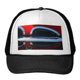 Classic Corvette Grill and Bumper Abstract Cap