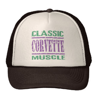 Classic Corvette Muscle Cap