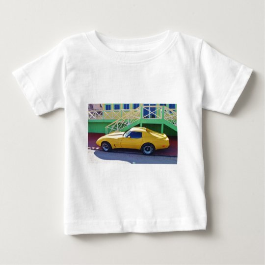 Classic Corvette Stingray. Baby T-Shirt