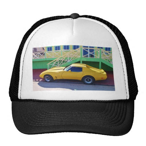 Classic Corvette Stingray. Hat