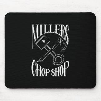 Classic Cross Bones Logo Mouse Pad