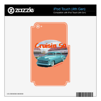 Classic_Cruisin_1954_Chevrolet iPod Touch 4G Skins
