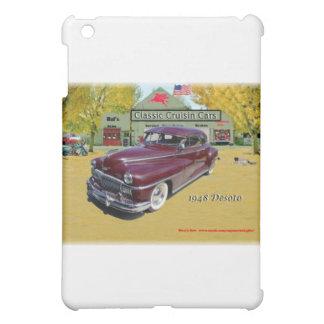Classic Cruisin Cars 1948 Desoto iPad Mini Covers