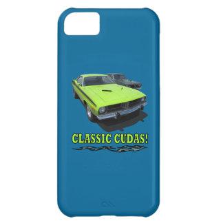 Classic Cudas Design iPhone 5C Case