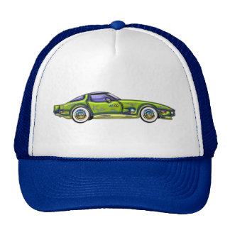 Classic Custom T-Top Corvette Cap