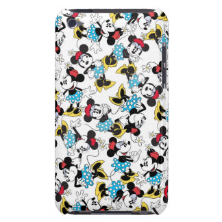 Classic Cute Minnie Mouse iPod Touch Case