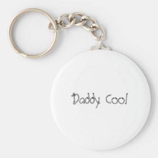 Classic Daddy Cool Keychain