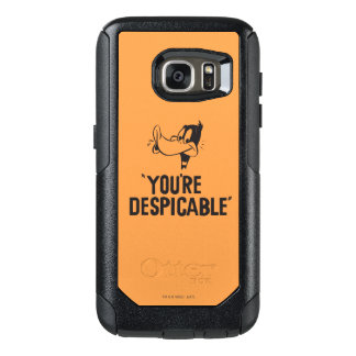 """Classic DAFFY DUCK™ """"You're Despicable"""" OtterBox Samsung Galaxy S7 Case"""