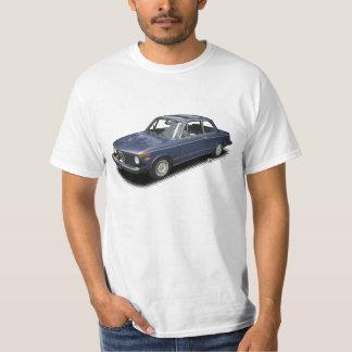 Classic Dark Blue 1975 Beemer 2002 T-Shirt